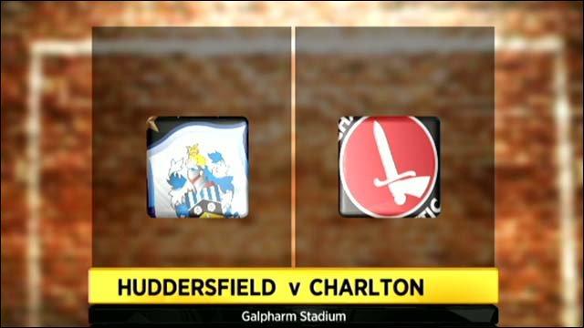 Huddersfield 3-1 Charlton