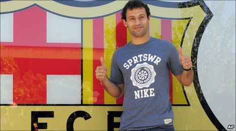 Javier Mascherano