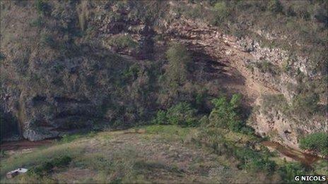 Sibudu Cave, South Africa (Image: Marlize Lombard)