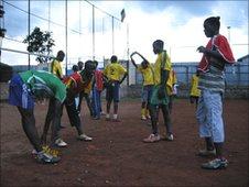 St John's Sports Society, Korogocho