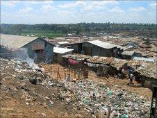 Korogocho slum