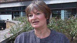 Christine Blower