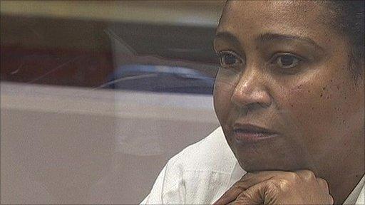 Death row inmate Linda Carty