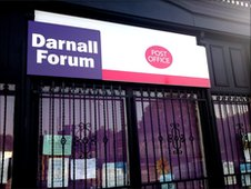 Darnall Forum Post Office
