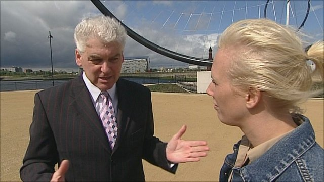 Ray Mallon talks to Kirsten O&#039;Brien