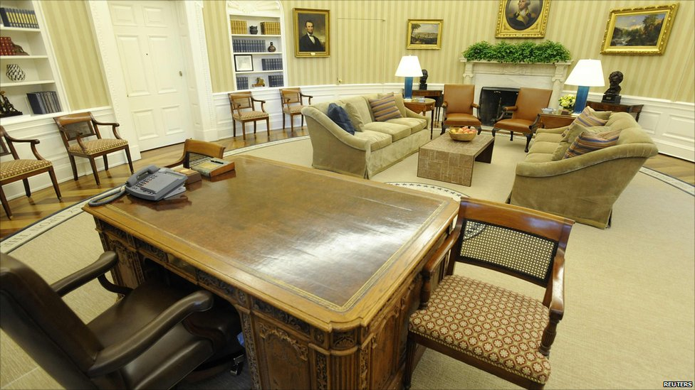obama oval office decor. Oval Office Obama Decor F