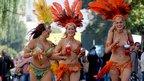 Carnival dancers. Photo: Simon Chan