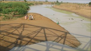 A river near Aweil (Archive photo)