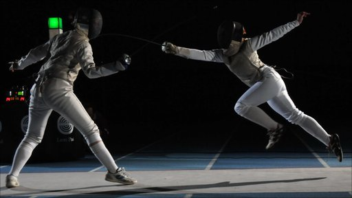 Rohan Green's award winning film, about a 2012 Olympic fencer
