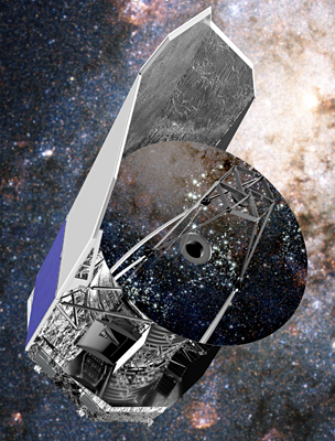The Herschel space telescope (Esa)