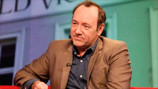 Kevin Spacey - Wallpaper Actress