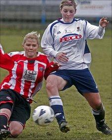 Guiseley AFC women's team