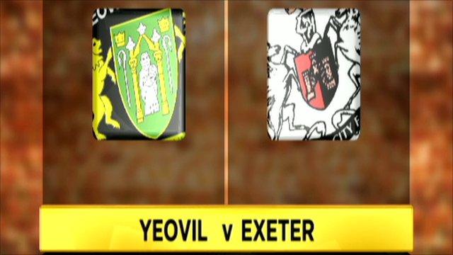 Yeovil 1-3 Exeter