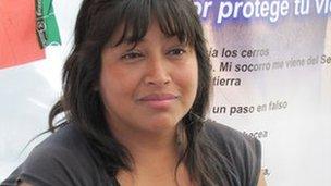Marcela Reygadas