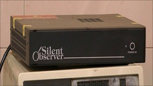 Silent Observer box