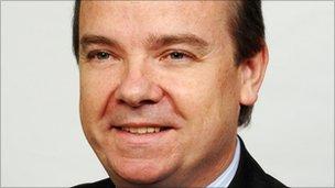 Stuart Gulliver, head of investment banking at HSBC
