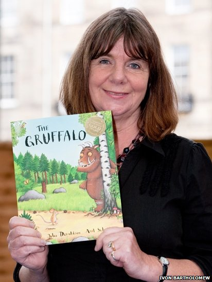 meet the author julia donaldson
