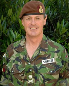 Lieutenant General Sir Richard Shirreff