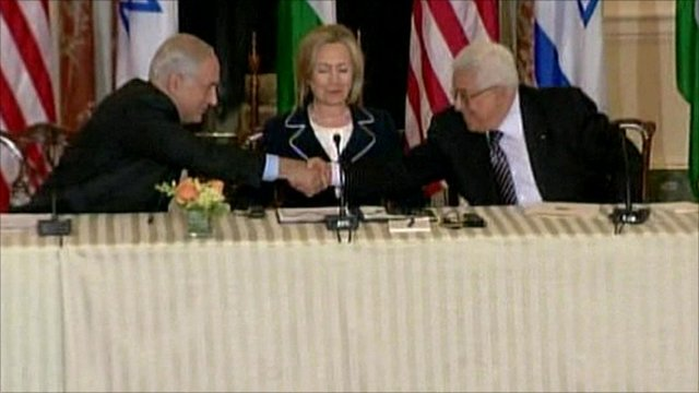 Middle East talks