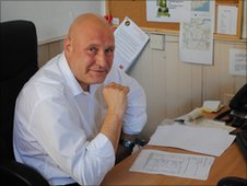 Chairman of Ebbsfleet United, Phil Sonsara