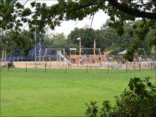 Holywells Park, Ipswich