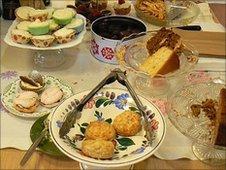 Craft Tea Party, 2009 (c) Craft Guerilla