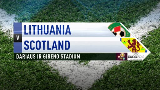 Highlights - Lithuania 0-0 Scotland