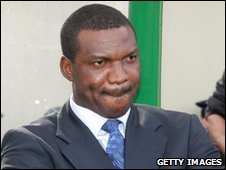 Nigeria caretaker coach Austin Eguavoen