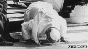 Pope John Paul II in the UK, 1982