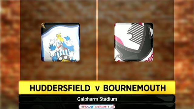 Huddersfield 2-2 Bournemouth