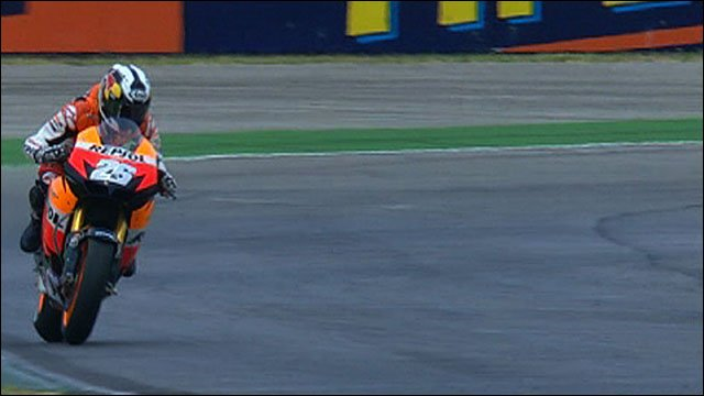 Dani Pedrosa wins the San Marino MotoGP