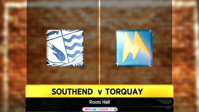 Southend 2-1 Torquay