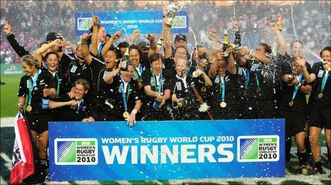 New Zealand win their fourth World Cup