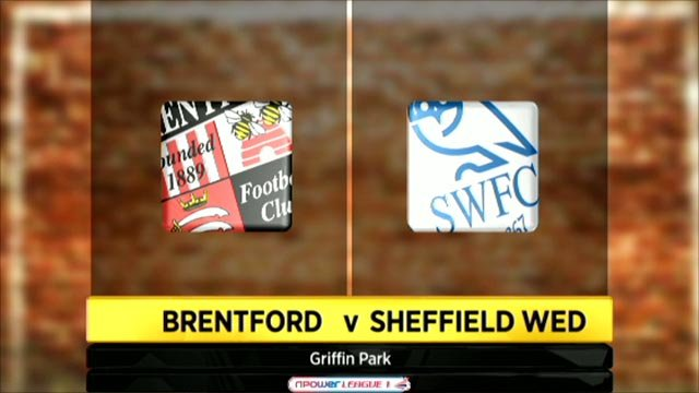 Brentford 1-0 Sheffield Wednesday
