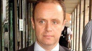 Assistant Commissioner John Yates