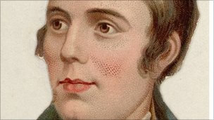 Robert Burns book project awarded £1m grant