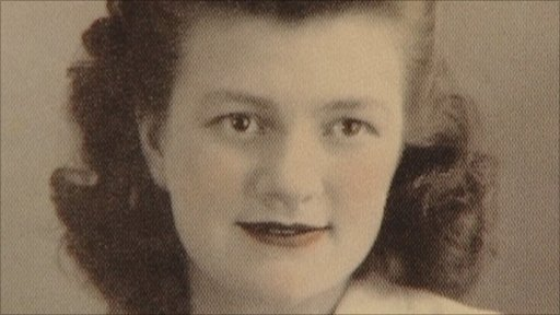 Rose White who was 14 during the Blitz