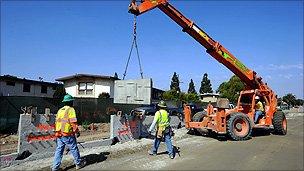 US road construction