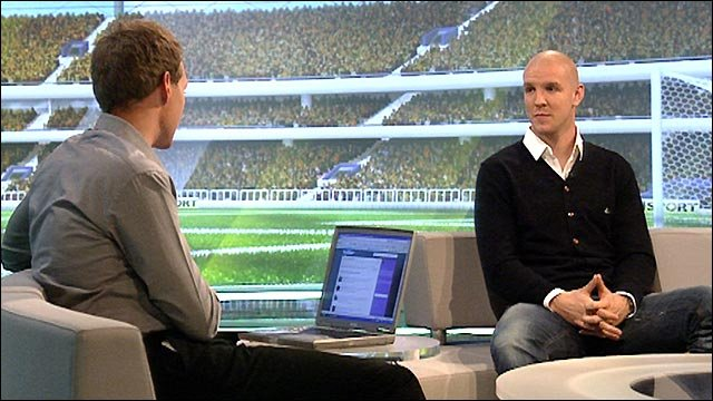Football Focus Forum - Senderos's Switzerland v England verdict