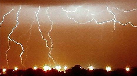 Sussex storm taken by Paul Osbourne