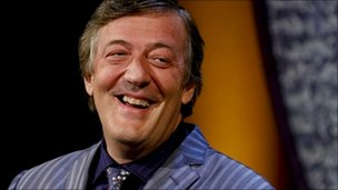 Stephen Fry