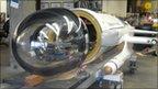 A DeepFlight submarine