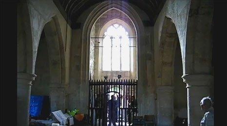 St Giles, Imber
