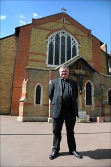 Father Stephen Langridge
