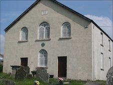Hengoed Chapel - Hen Dy Cwrdd