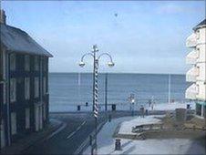 Aberystwyth Kings Hall webcam