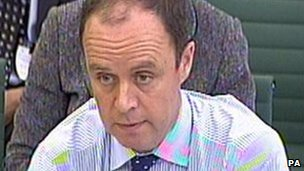 John Yates before the Home Affairs Select Committee