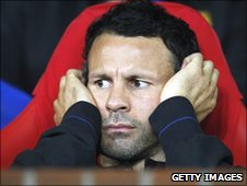 It could be too early for Ryan Giggs to be in the dug-out full time