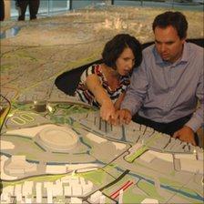 Olympic Park model