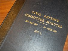 Civil Defence Committee Minutes